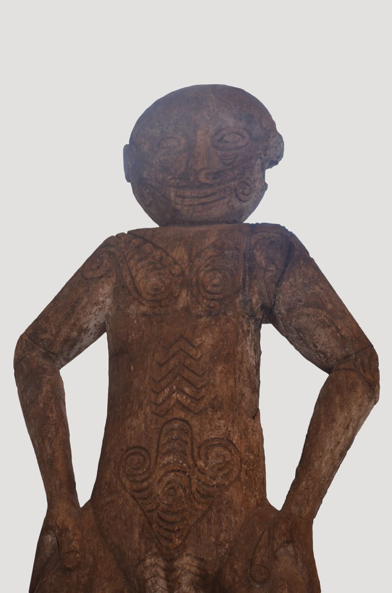 Primitive Sculpture From Sumatra Nn5 Andrianna Shamaris